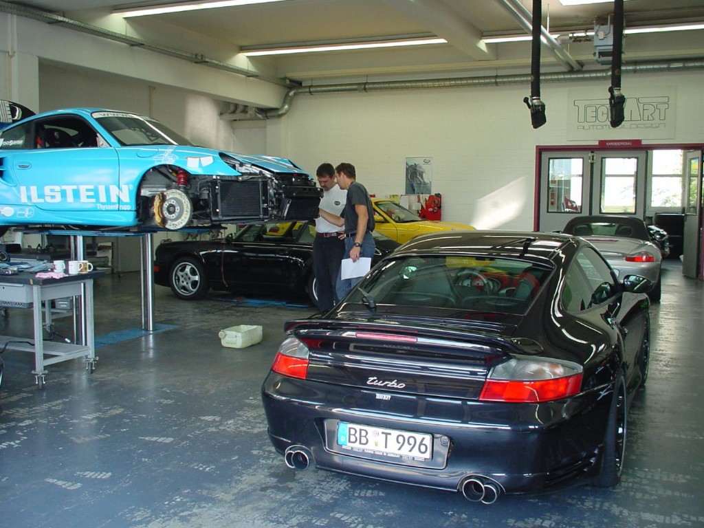 3 Signature Automotive Workshops Signup For Collection Service