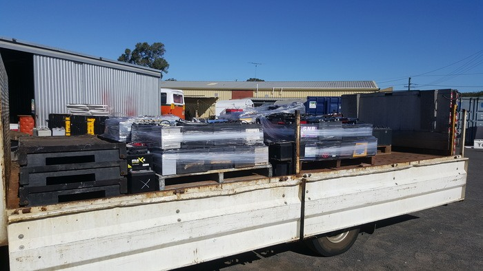 Lead Acid Battery Recycling - non compliant transport